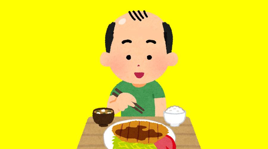 【コロハゲ悲報】コロナ後遺症「トンカツ食べてもゴムの味」