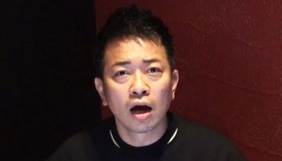 【ハゲ悲報】YouTuber宮迫さん、大崎会長をめちゃくちゃ煽るwww