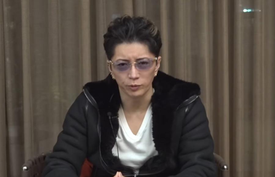 【悲報】GACKT「喧嘩ならいつでもかう!かかってこいや!!」→国外逃亡www