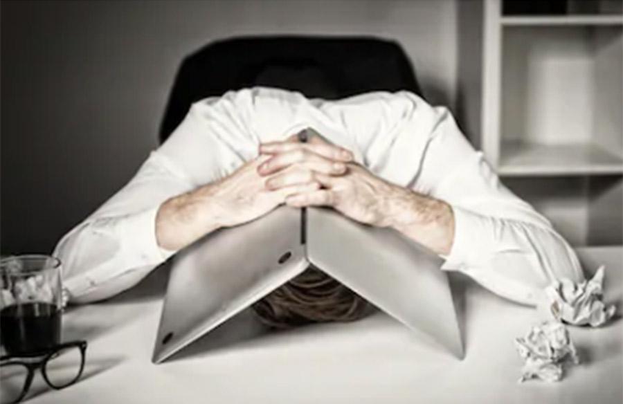 リアルガチでストレスMAXのときに現れる体の異変