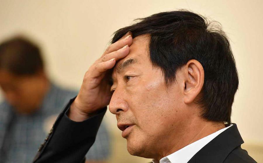【ハゲ悲報】石田純一、6000万円も収入が減った結果