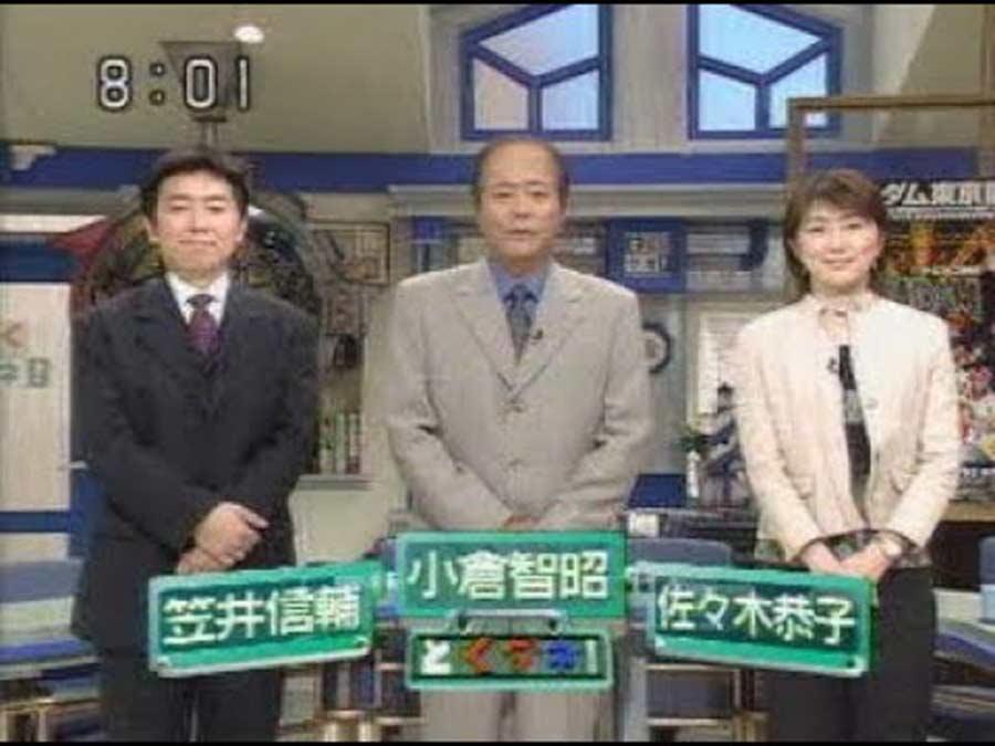 日本3大放送事故「小倉智昭」「キチガイの顔ですよ」