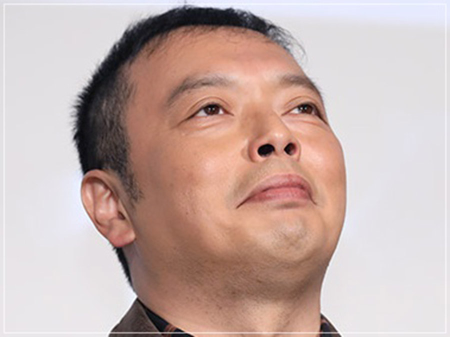 【ハゲ速報】中川家礼二さん、髪のせいで大御所感が出る