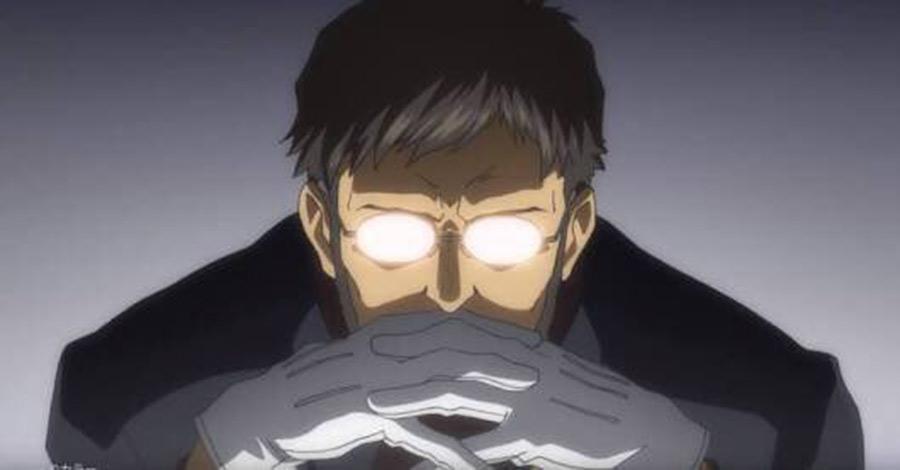 【画像】若い頃の庵野秀明が「碇ゲンドウ」すぎると話題