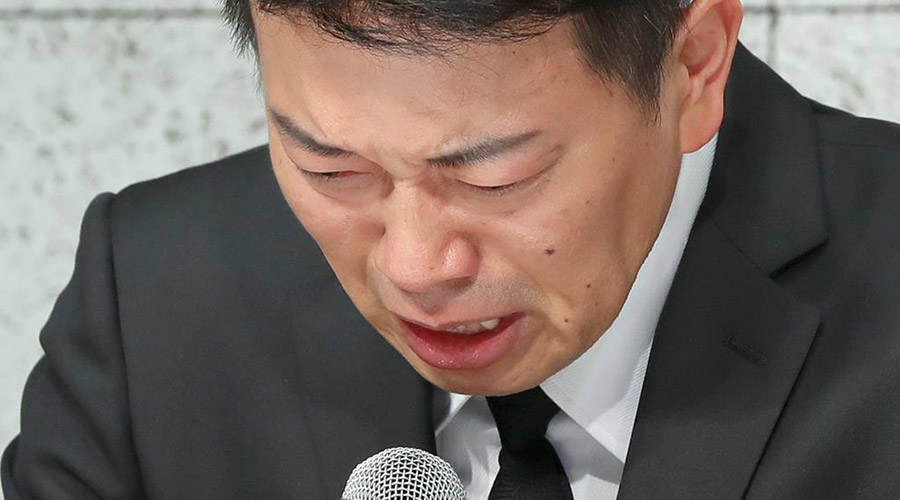 【ハゲ悲報】YouTuber宮迫博之さん、問題発生