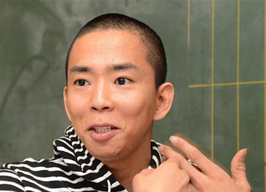 【ハゲ速報】楽しんご(42)、爆弾発言(画像あり)