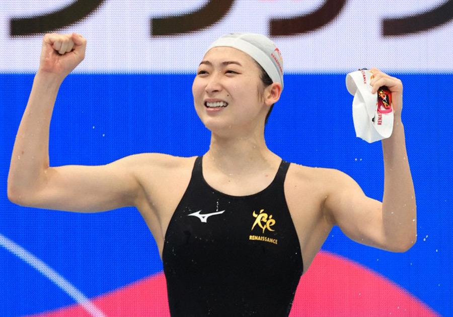 マスコミ「璃花子すごい!感動した!オリンピックやろ!な!?」