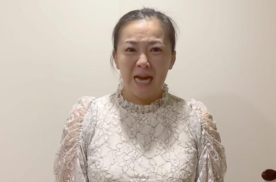 【ハゲ悲報】華原朋美さん(46)の現在がヤバすぎる(画像あり)