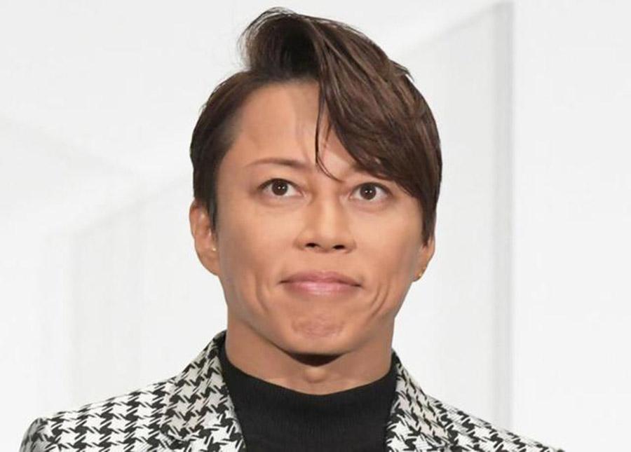 【悲報】西川貴教さん、大炎上