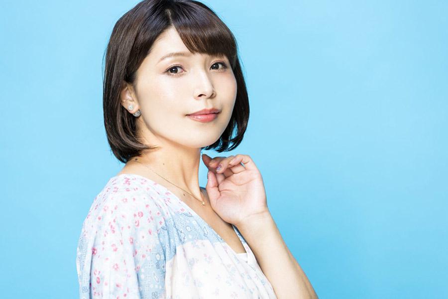 【超画像】新田恵海さんが黒髪に!「もう少し色抜ける予定」