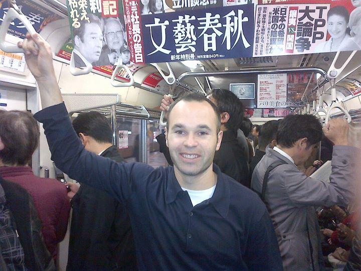 【ハゲ速報】イニエスタさん(37)、延長コースを選択!!!