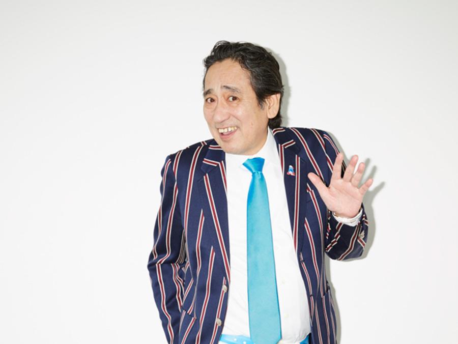 【ハゲ速報】ルー大柴さん(67)、やばそう(画像あり)