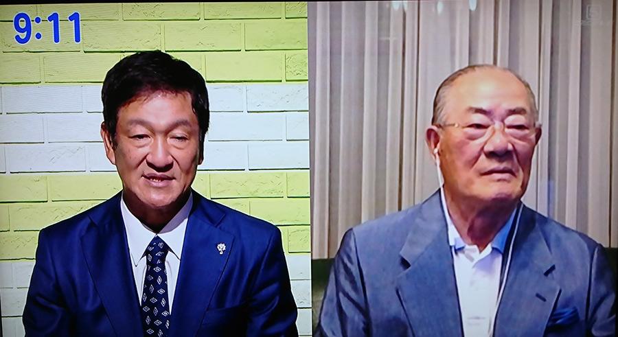 【コロハゲ速報】元阪神・片岡篤史さん「コロナで髪の毛が抜けました」(画像あり)