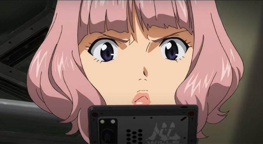 シン・エヴァのピンク髪「激ヤバです!」「ありえないんですけど?」