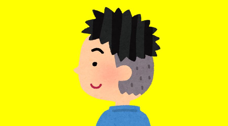 【悲報】ワイ、ツーブロックを注文するも「加藤浩次」が出現(画像あり)