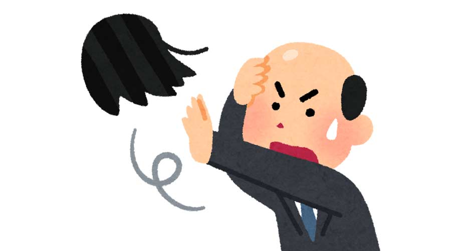 【ヅラ訴訟】「かつらを返せ!」 撮影用かつらの所有権巡り松竹撮影所と製作会社が対立