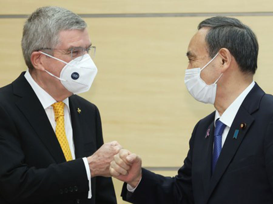 IOCバッハ会長「えっまって?コロナ禍で本当にオリンピックやるんですか?」