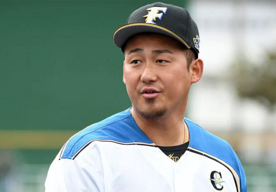 【超画像】中田翔さん、痩せて小顔になり髪の毛増えてしまうwww