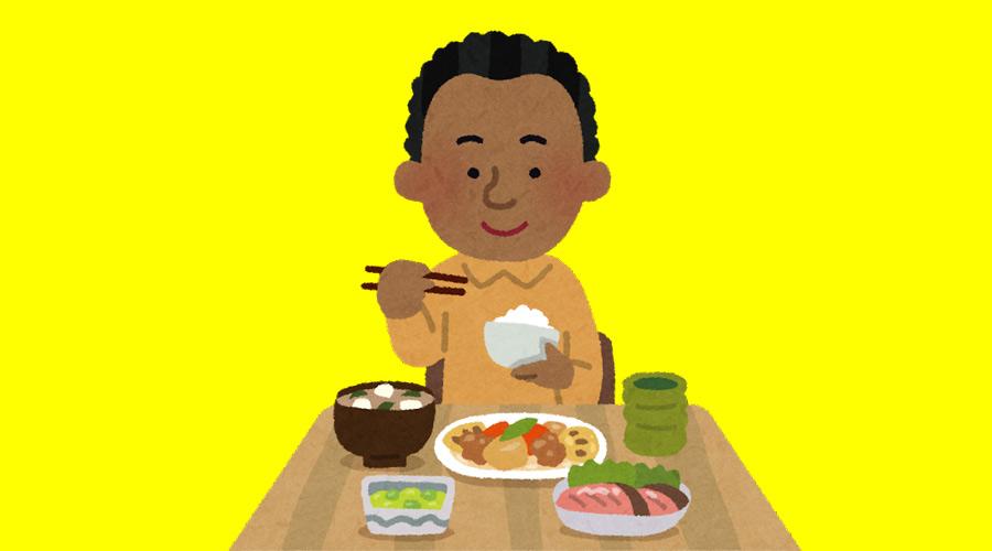 【ハゲ速報】脱走したウガンダ人、見知らぬ日本人に家に招いてもらいご飯をもらっていた!