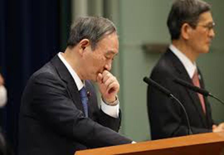 【コロハゲ速報】菅総理「新型コロナ感染拡大にようやく出口が見えてきたゾ」