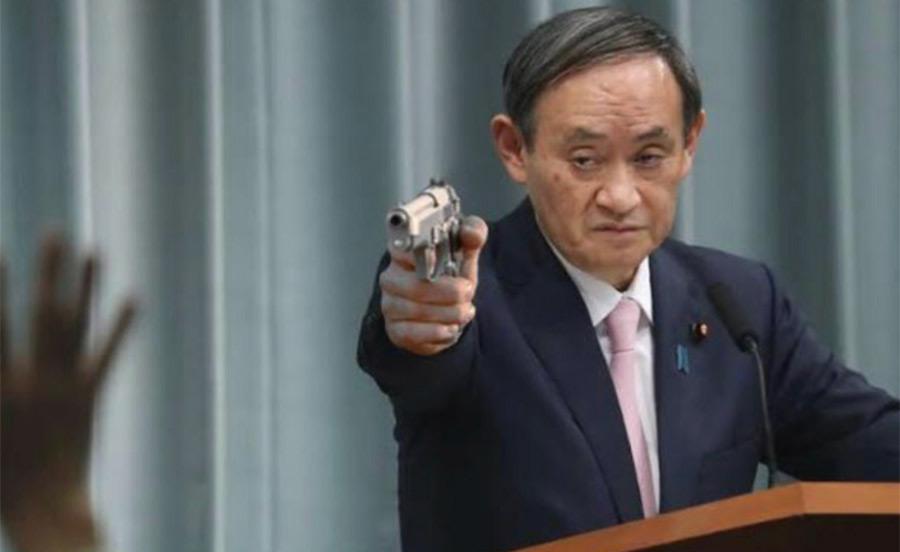 【スダレ悲報】菅総理「緊急事態宣言を解除しま発令します」