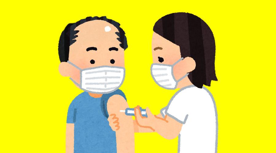 【コロナ速報】80代男性がワクチンを4回摂取した結果