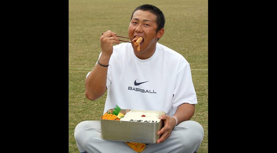 【画像】巨人中田翔さん、「金髪」と「ヒゲ」は止められたのに「アレ」だけはやめられない