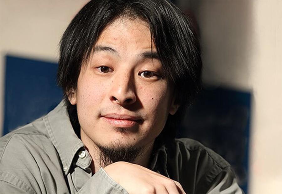 【超画像】ひろゆきさん(44)、イメチェンしてイケおじになってしまうw