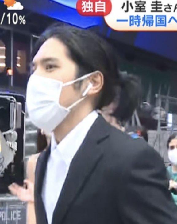 【超画像】女子高生の間で小室圭さんの髪型が大流行wwww